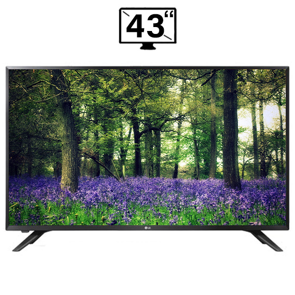تلویزیون ال جی مدل 43LM6300