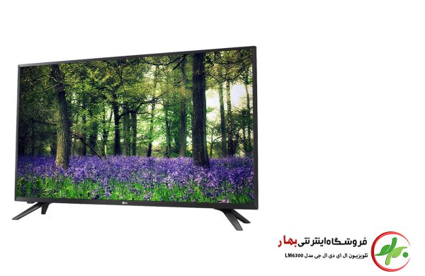 تلویزیون ال ای دی FULL HD ال جی مدل LM6300 سایز 43 اینچ