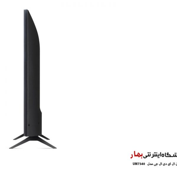 تلویزیون ال جی مدل UM7340 49 اینچ