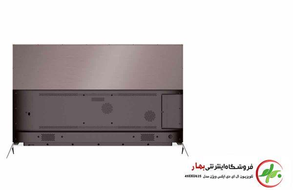 تلویزیون ال ای دی هوشمند ایکس ویژن مدل 49XKU635