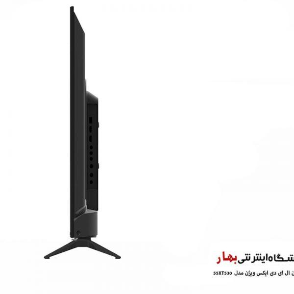 تلویزیون ال ای دی ایکس ویژن مدل 55XT530 سایز 55