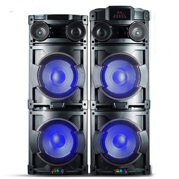 اسپیکر و پخش کننده خانگی ایستاده میکرولب مدل DJ-1202