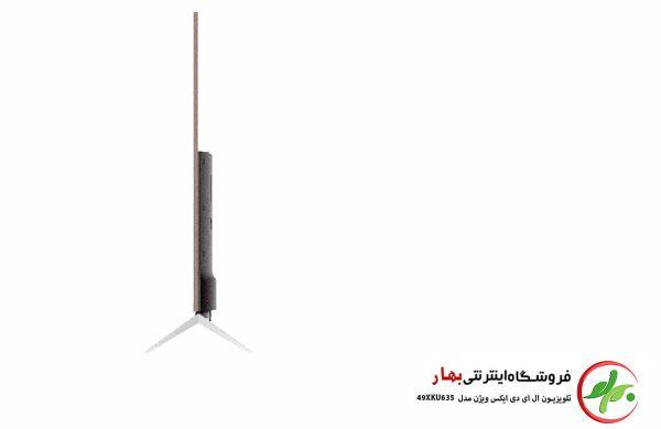 تلویزیون هوشمند ایکس ویژن مدل 49XKU635 سایز 49 اینچ