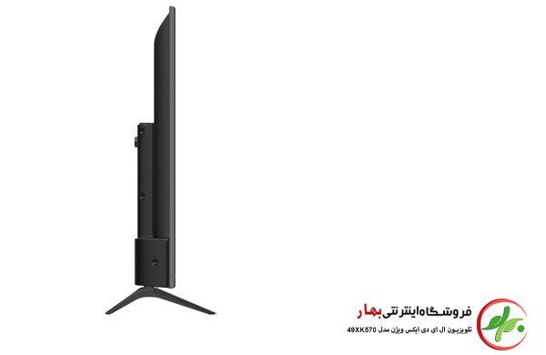 تلویزیون ال ای دی ایکس ویژن مدل 49XK570