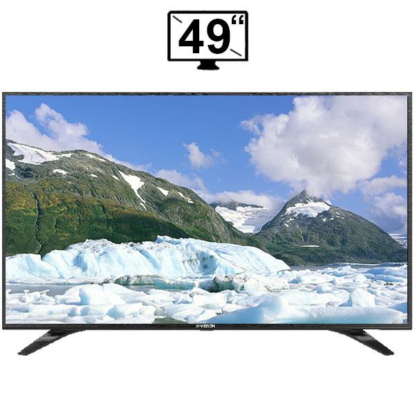تلویزیون ال ای دی ایکس ویژن مدل49XT530 سایز 49 Full HD