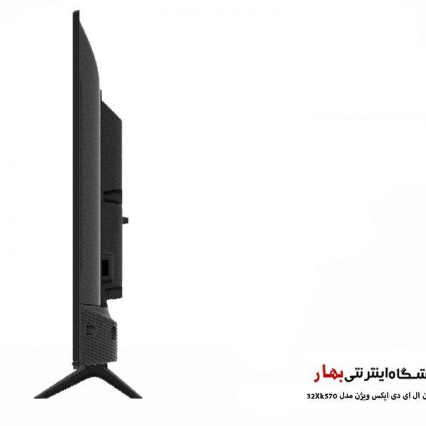 تلویزیون ال ای دی ایکس ویژن مدل 32XK570