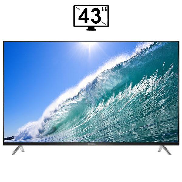 تلویزیون ال ای دی سونیا مدل S-43KD4120 سایز 43 اینچ