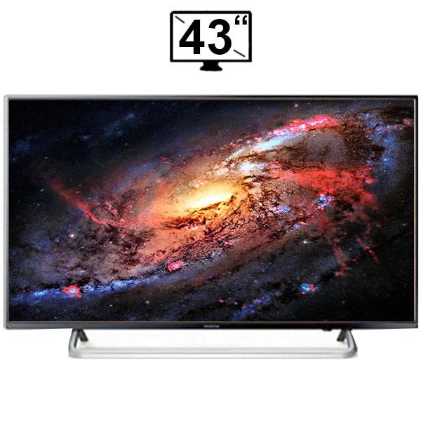 تلویزیون ال ای دی سونیا 43 اینچ مدل S-43KD3110 سایز 43 اینچ