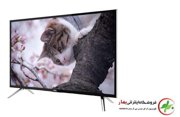 تلویزیون هوشمند ال ای دی تی سی ال مدل 43S4910 سایز 43 اینچ