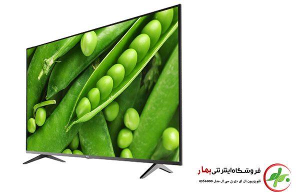 تلویزیون ال ای دی هوشمند تی سی ال مدل 43S6000 Full HD