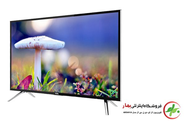 تلویزیون هوشمند ال ای دی تی سی ال مدل 49S4910 سایز 43 اینچ