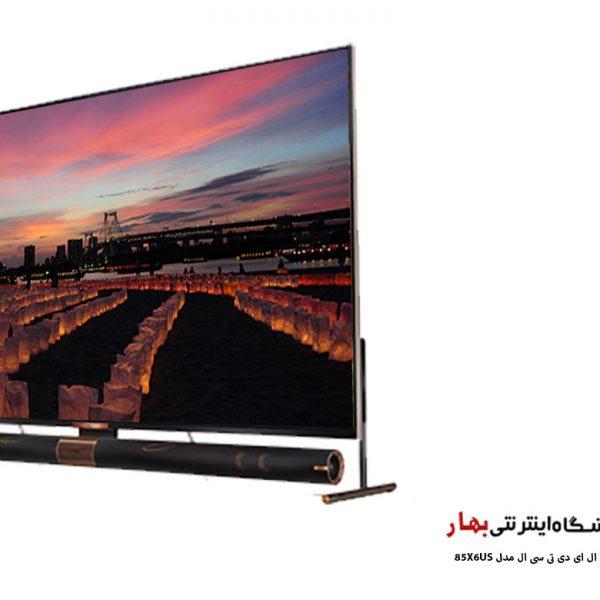 تلویزیون تی سی ال مدل 85X6US