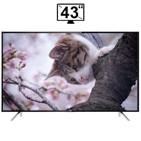 تلویزیون هوشمند ال ای دی تی سی ال مدل 43S4910 سایز 43 اینچ FULL HD