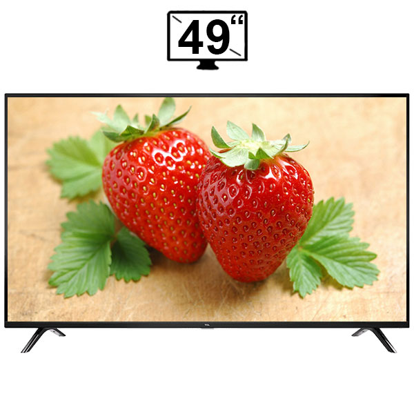 تلویزیون ال ای دی تی سی ال مدل 49D3000 سایز 49 اینچ FULL HD