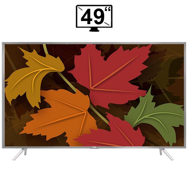 تلویزیون ال ای دی هوشمند تی سی ال مدل 49S4900 سایز 49 اینچ FULL HD