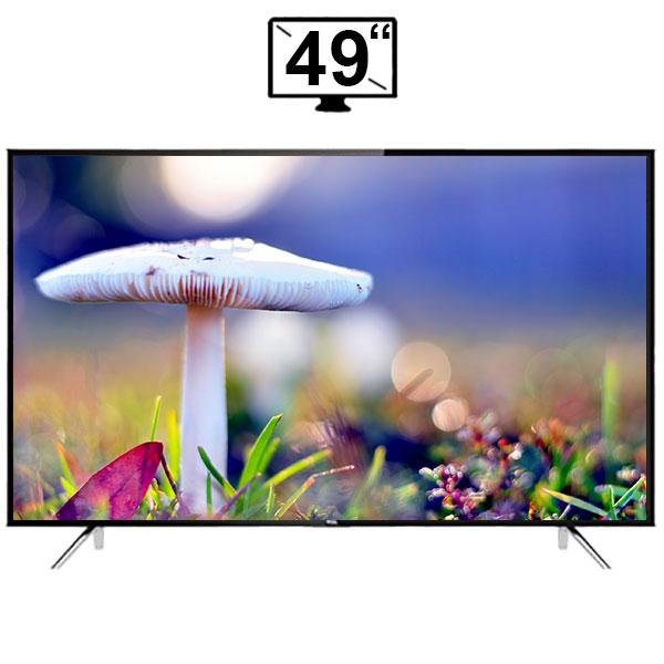 تلویزیون هوشمند ال ای دی تی سی ال مدل 49S4910 سایز 43 اینچ FULL HD