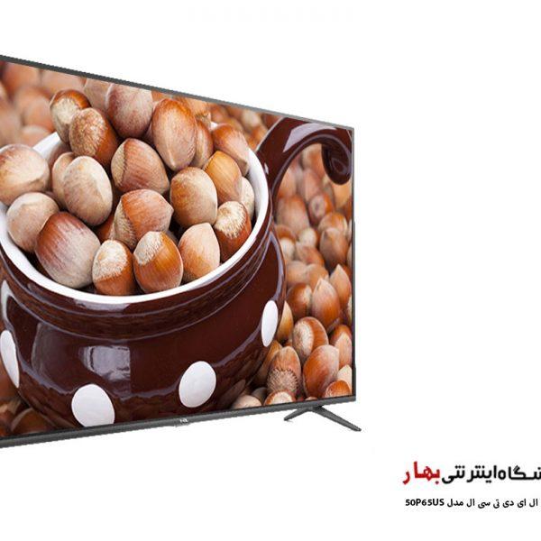 تلویزیون ال ای دی هوشمند تی سی ال مدل 50P65US