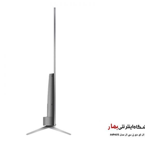 تلویزیون ال ای دی هوشمند تی سی ال مدل 50P6US