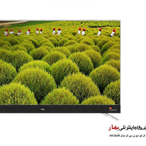 تلویزیون ال ای دی هوشمند تی سی ال مدل 55C2LUS