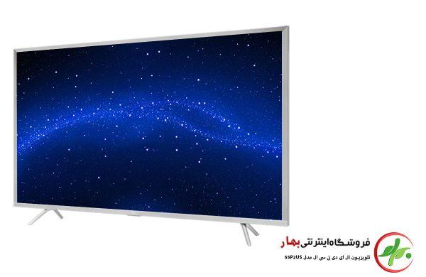 تلویزیون ال ای دی هوشمند تی سی ال مدل 55P2US