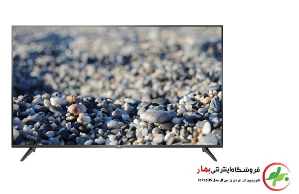 تلویزیون تی سی ال مدل 55P65US سایز 55 اینچ کیفیت تصویر 4K