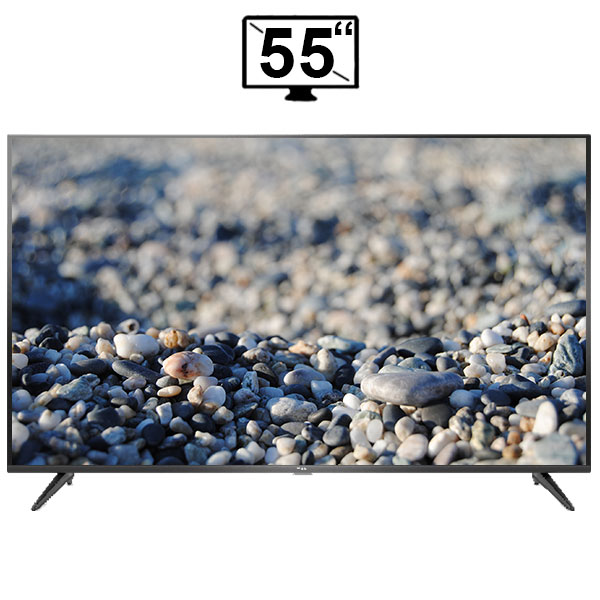 تلویزیون ال ای دی اسمارت تی سی ال مدل 55P65US سایز 55 اینچ کیفیت تصویر 4K
