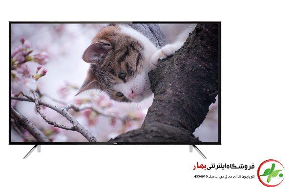 تلویزیون هوشمند تی سی ال مدل 43S4910