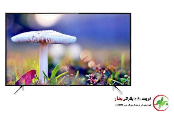 تلویزیون هوشمند تی سی ال مدل 49S4910