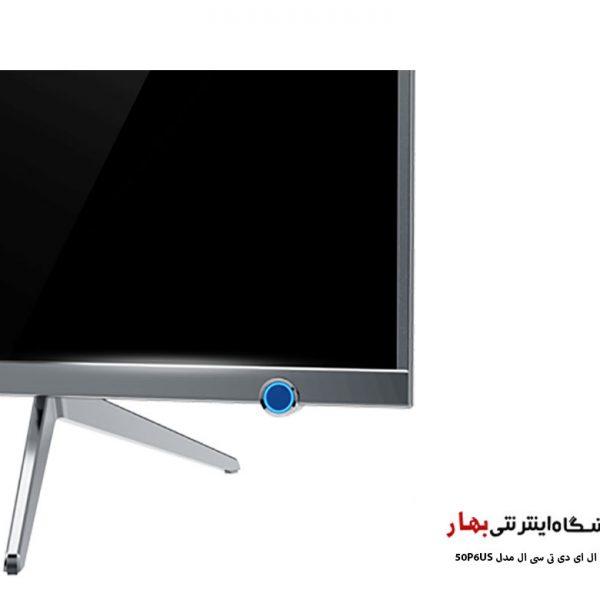 تلویزیون هوشمند تی سی ال مدل 50P6US