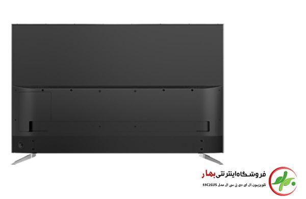 تلویزیون هوشمند تی سی ال مدل 55C2LUS