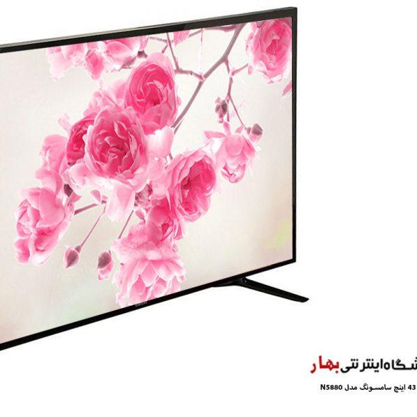 تلویزیون سامسونگ 43 اینچ مدل 43N5880 کیفیت FULL HD
