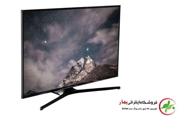 تلویزیون سامسونگ 49 اینچ مدل 49N5980 کیفیت FULL HD