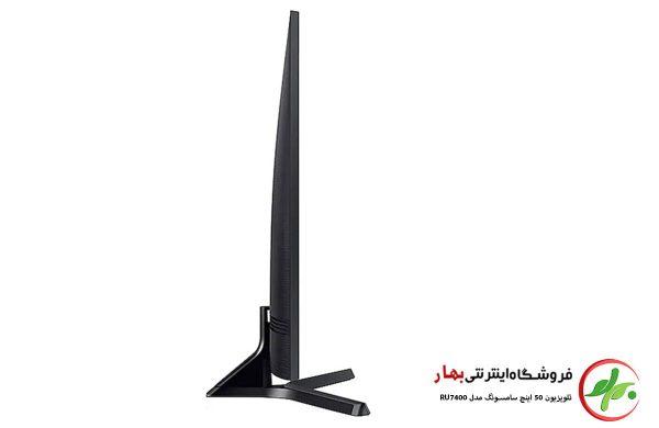 ال ای دی هوشمند سامسونگ 50 اینچ مدل 50RU7400 سری 7 کیفیت 4k اولترا اچ دی