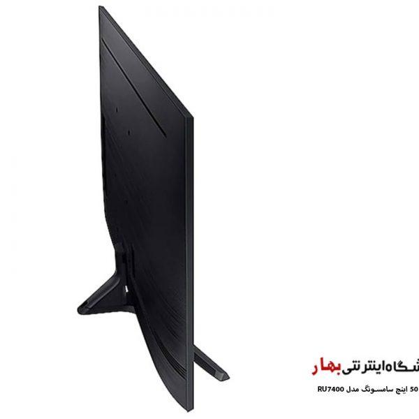 تلویزیون سامسونگ 50 اینچ مدل 50RU7400