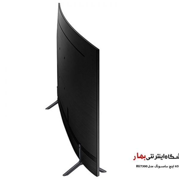 ال ای دی منحنی هوشمند سامسونگ 65 اینچ مدل 65RU7300 کیفیت 4k