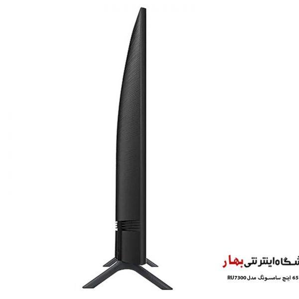 تلویزیون منحنی هوشمند سامسونگ 65 اینچ مدل 65RU7300