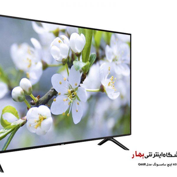 تلویزیون QLED سامسونگ 65 اینچ مدل 65Q60R کیفیت 4k
