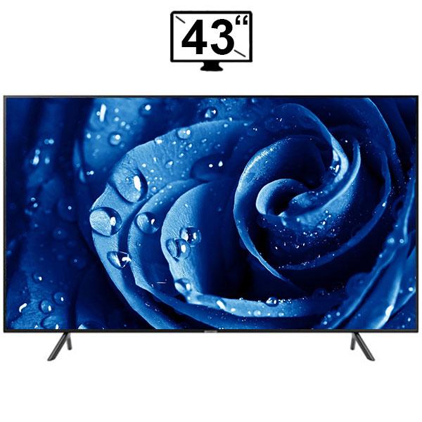 تلویزیون ال ای دی هوشمند سامسونگ 43 اینچ مدل 43RU7100 سری 7 کیفیت 4k اولترا اچ دی