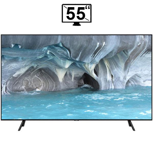 تلویزیون کیولد هوشمند QLED سامسونگ 55 اینچ مدل 55Q70R سری 7 کیفیت 4k اولترا اچ دی