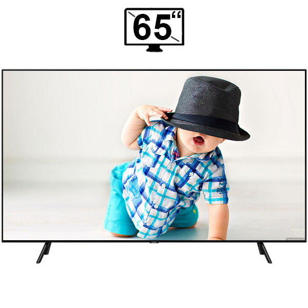 تلویزیون کیولد هوشمند QLED سامسونگ 65 اینچ مدل 65Q70R سری 7 کیفیت 4k اولترا اچ دی