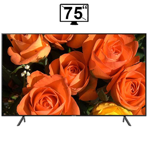 تلویزیون هوشمند سامسونگ 75 اینچ مدل 75RU7100 سری 7 کیفیت 4k اولترا اچ دی