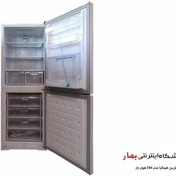 یخچال هیمالیا مدل 530 توربو