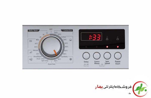 ماشین لباسشویی پاکشوما مدل WFU-6408 ظرفیت 6 کیلوگرم