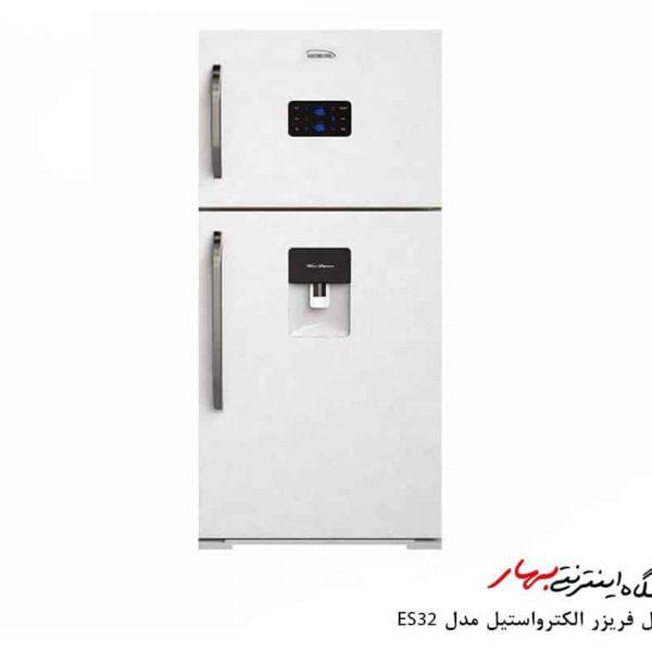 یخچال فریزر الکترواستیل مدل ES32 سری واید WIDE